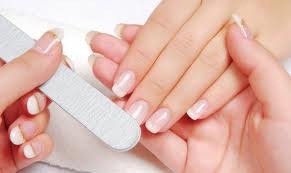 nails care tips in marathi